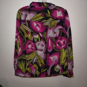 Missoni for Target Tops - Missoni for Target floral blouse button up size sm